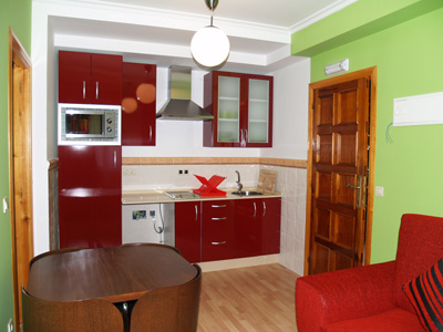 Apartamento Candaeda